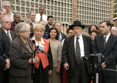 Northeast Queens Jewish Community Council Press Release
